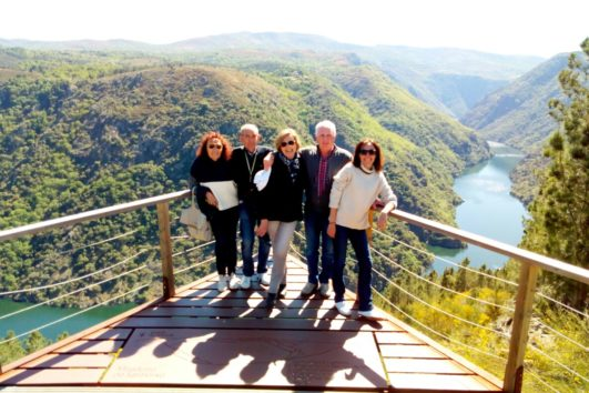 Ruta por la Ribeira Sacra - Galicia