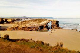 Ruta por la Playa De Las Catedrales - Galicia